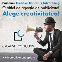 Agentie de Publicitate Constanta - Creative Concepts Advertising