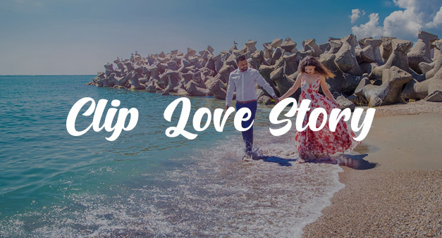 Clip Video Love Story