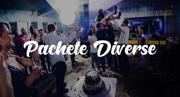 Pachete Foto-Video Evenimente Diverse